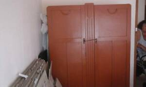 Old Style Wardrobe Buff Point Wyong Area Preview