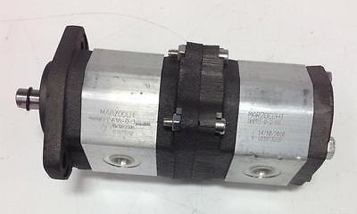 Marzocchi Gear Pump Ghpa1a-d-3 Ghpp1-d-2-fa Pzb