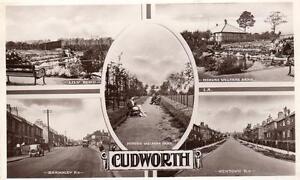 Cudworth Multi View Nr Barnsley unused RP pc