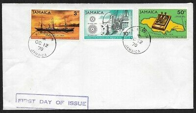Jamaica 1970 First Day Cover
