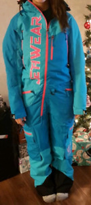 Ladies XS Jethwear Snowmobile Onesie