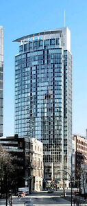 August  Furnished 1 Bed in  Terminal City Club Building