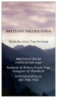 Mobile/Private/Group Yoga