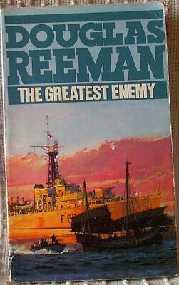 THE GREATEST ENEMY, Douglas Reeman, UK pb 1971 (9780099101703)