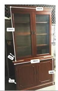 Tasmanian Oak Cabinet