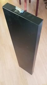Floating shelf (Black)