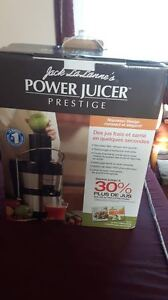 Brand new in box jack Lalannes Power - Brand New