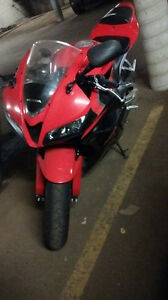 2011 Honda CBR 600 RR, TOCE Exhaust, lower price!