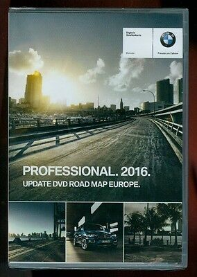 road map europe professional 2015 bmw