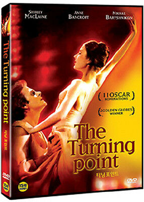 The Turning Point (1977 - Herbert Ross, Shirley MacLaine, Anne Bancroft) DVD NEW