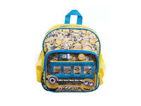 Brand New kids Bags Rucksack Back Pack Minions Despicable Me School set