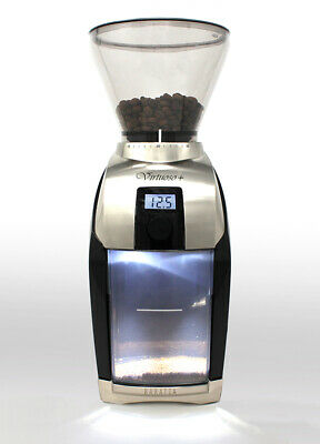 Baratza Virtuoso+ Plus | Best Conical Burr Coffee Grinder | Includes FREE (Best Electric Burr Grinder)