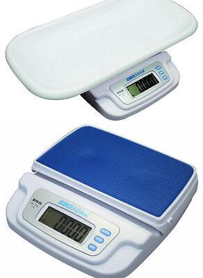 Adam Equipment Baby Toddler Veterinary Scale 44x0.01 Lb 20kgx5g Ac Adapter