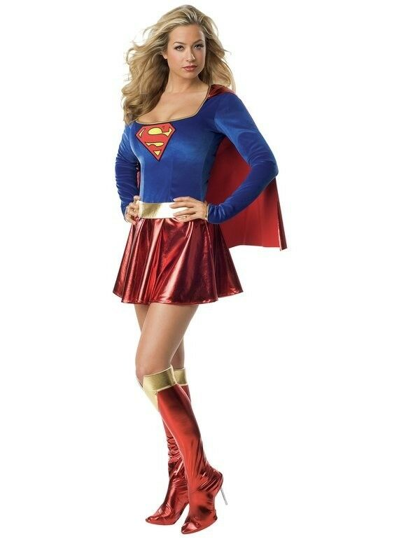 SUPERGIRL FANCY DRESS SIZE SMALL RRP £30 | in Haslington, Cheshire ...