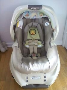 Infant car seat GRACO- include manual-book