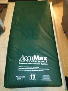 Accumax Quantum Convertible Pressure Redistribution Mattress