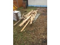 Firewood for free
