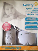 Safety First Crystal Clear Audio Only