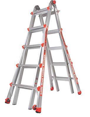 22 Little Giant Ladder Alta One 14016-001 Type 1 250lb 10303 Stepladder New