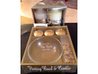 Ideal Christmas Gifts - Boxed Candle Sets