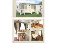 Stunning 3 Bed 8 Berth Static Caravan For Sale