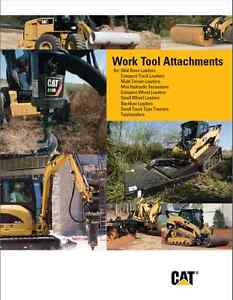 CAT Work Tool Attachments