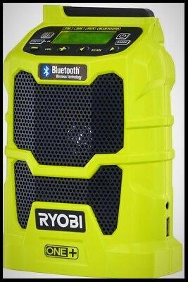 Ryobi P742 ONE 18v Compact Cordless Radio with Bluetooth