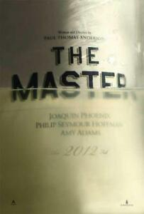 The Master 11x17 Movie Poster (2012)