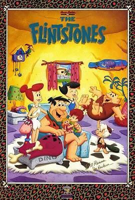 FLINTSTONES, THE (TV) Movie POSTER 27x40