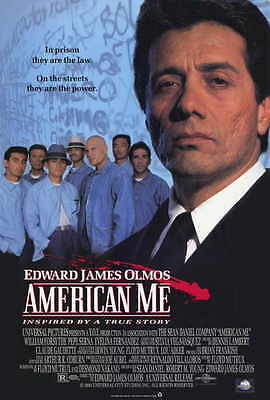 American Me Movie Poster  Licensed New Usa  27X40  Theater Size