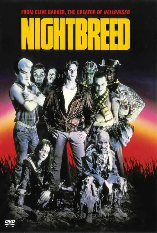 NIGHTBREED Movie POSTER 27x40 B Craig Sheffer Anne Bobby David Cronenberg