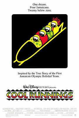 Doug John Candy COOL RUNNINGS Movie POSTER PRINT B 27x40 Leon Doug E