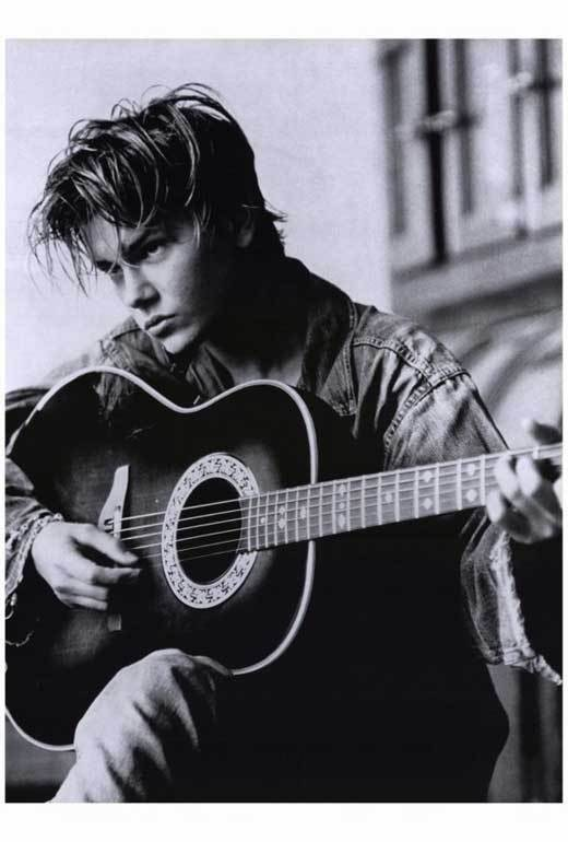 RIVER PHOENIX Movie POSTER 27x40 River Phoenix