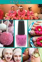 Little Diva Spa Party for girls