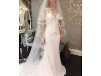 ***Pronovias Wedding Dress - Drail 2018***
