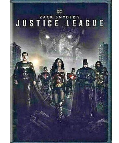 Justice League DC- Zack Snyder