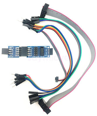 New Jtag Iscp Download Cable Kit For Atmel-ice Adapter Atmel Ice Arduino Jlink