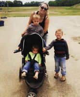 Experienced nanny looking for a job