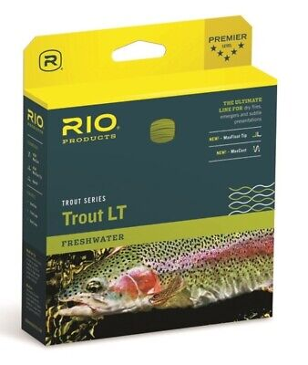 RIO Trout LT DT Fly Fishing Line (Choose Options)
