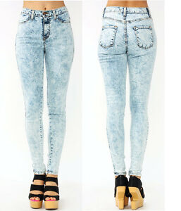 Popular-High-Waist-Acid-Mineral-Light-Wash-Skinny-Classic-Denim-Jean-Pants-1-15