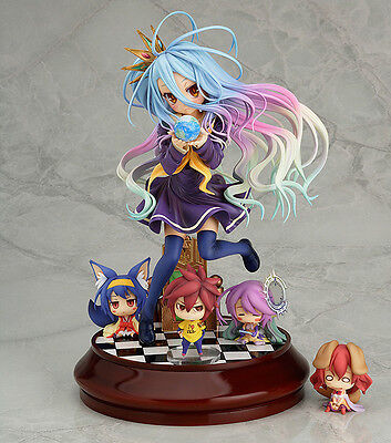 No Game No Life Shiro 1/8 Scale Phat Figure Anime Manga NEW