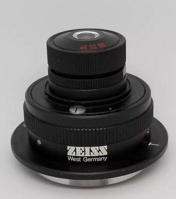 Zeiss Microscope Pol Condenser Achr. Apl. 1.4
