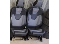 Fiesta ST Recaro complete seats and more