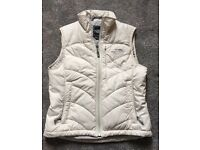 Ladies The North Face gilet / body warmer XS