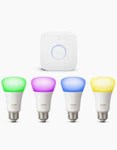 Philips hue starter kit BNIB with free delivery