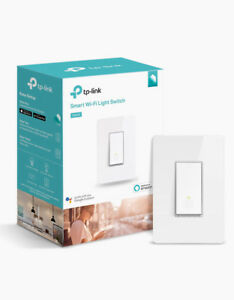 TP-Link Kasa Smart Wi-Fi Light Switch