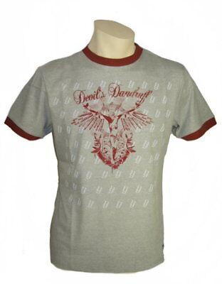 Orig. Yakuza Ink Men Top T-Shirt Devil kurzarm Gr.L NEU gebraucht kaufen  Annaberg-Buchholz