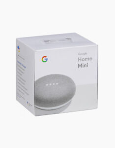 Google Home Mini - Chalk/Charcoal