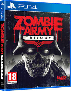 LOOKING TO TRADE FOR A MINT COPY OF ZOMBIE ARMY TRILOGY FOR PS4 Cambridge Kitchener Area image 2