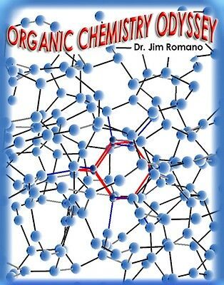 2018  Brand New  Organic Chemistry Odyssey, Direct from Orgoman!
